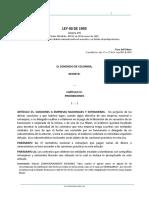 LEY 40 DE 1993.pdf