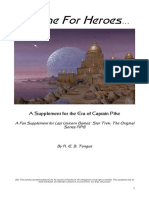 2250-A Supplement for the Era of Captain Pike-Sourcebook 1