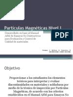 Partículas Magnéticas END
