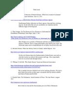 work cited reflection portfolio