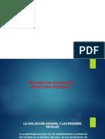 Proceso de Ocupacion Territorio Peruano