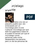 El Murcielago