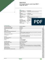 Datasheet.octopart.com RM4TR32 Schneider Electric Datasheet 10978291