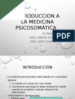 Introduccion a La Psicosomatica (1)