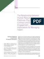 Case Study on Strategic HRM