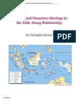 Malaysia and Nusantara Heritage