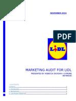 294849927 Marketing Audit New