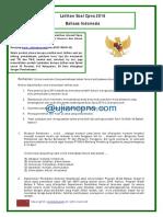 Latihan Cpns b Indo