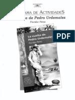 Pedro Urdemales Tercero