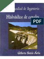 Hidraulica de Canales Vol 2 - Sotelo