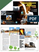 Chhattisgarh Steel Conclave-Brochure