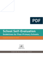Sse Guidelines Post Primary
