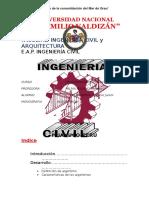 Universidad Nacional (Monografia) - Algoritmos