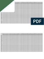 Cross Sheet