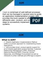 AIM Methodology