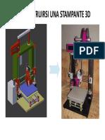 Costruire Una 3D Printer