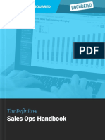 Definitive Guide Sales Ops