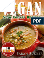 Vegan Slow Cooker Recipes by Sarah Bucker