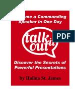 Talkitout eBook