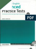 Advanced Practice Tests Harrison