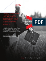 Accenture Strategy 2016 Grad Research Gig Experience Unleash Talent