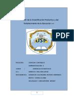 Evaluacion Interna 2015