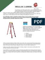 Ladder- Tech Sheet (Rev.01)
