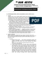 9 Metode Pelaksanaan Pekerjaan Kusen Pintu Jendela