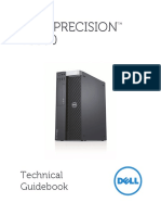 Dell Precision T3600 Workstation Technical Guidebook