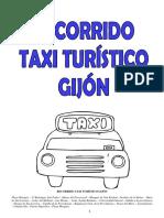 Taxi turistico Gijón