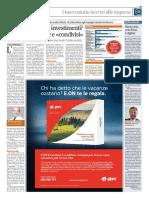 2016, Giugno - Corriere Economia
