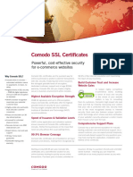 Why Comodo SSL Certificates for your Website?
