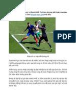 Ket Qua Euro 2016 Phap 2-1 CH Ailen
