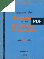 04.Cours de langue et de civilisation francaises III.pdf