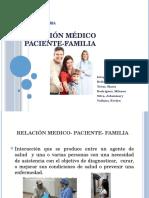 Relación Medico- Paciente en Familia ARREGLADO