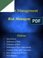 17 Risk Management