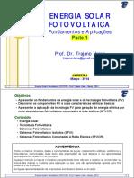 Energia-Solar-Fotovoltaica Trajano-Viana Parte 1