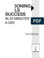 Reasoning Skills Success in 20 Minutes a Day  by LearningExpress Editors.pdf