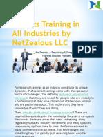 NetZealous LLC Experts Training in All Industries