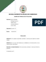 Poblacion Documento