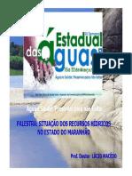 15 MAR 2010 - SITUAÇAO DOS RECURSOS HIDRICOS NO MARANHAO.pdf
