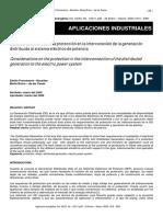 Consideraciones sobre la protección en la interconexión de la generación distribuida al sistema eléctrico de potencia (DOCUMENTO).pdf