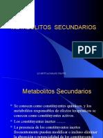 Metabolitos Secundarios Todas Las Unidades