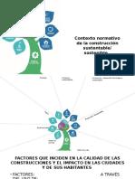 Contexto Normativo de La Construcción Sustentable