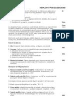 Formulario 1302 Solicitud de Facturacion