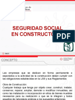 IMSS Para Constructoras