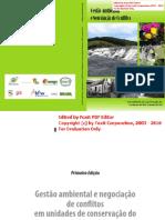 Gestão ambiental e negociação de conflitos em unidades de conservação do nordeste do Rio Grande do Sul