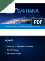S4Hana-AS 05.2016