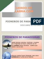 Pioneros de Paradigmas-InversoresPioneros