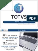 Totvs Ecm - 2011 Novembro